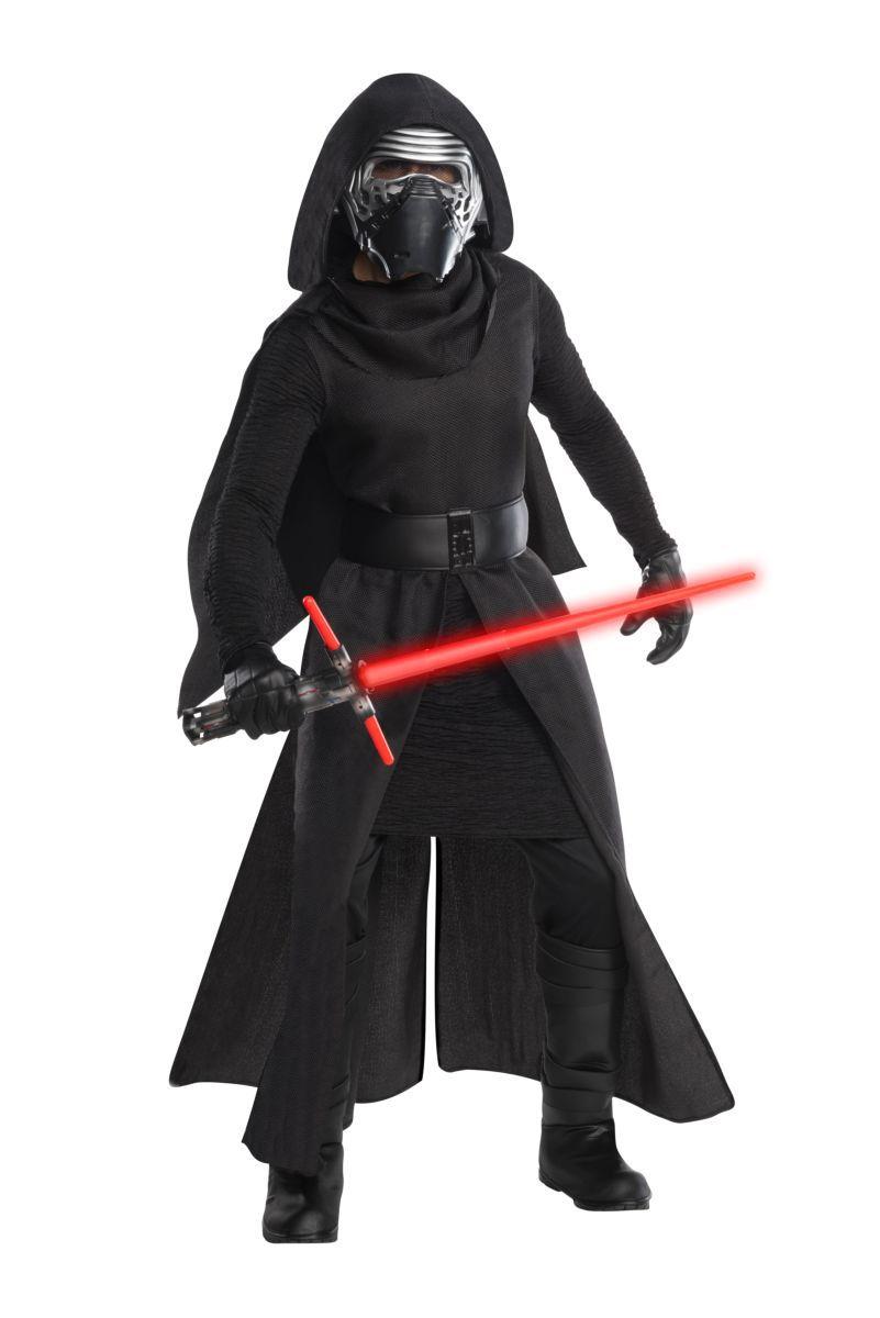 Fantasia Kylo Ren: Star Wars O Despertar Da Força - Rubies Costume - CD