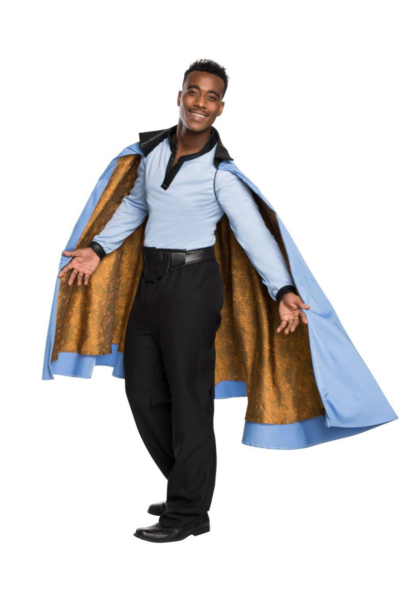Fantasia Lando Calrissian: Star Wars - Rubies Costume - CD