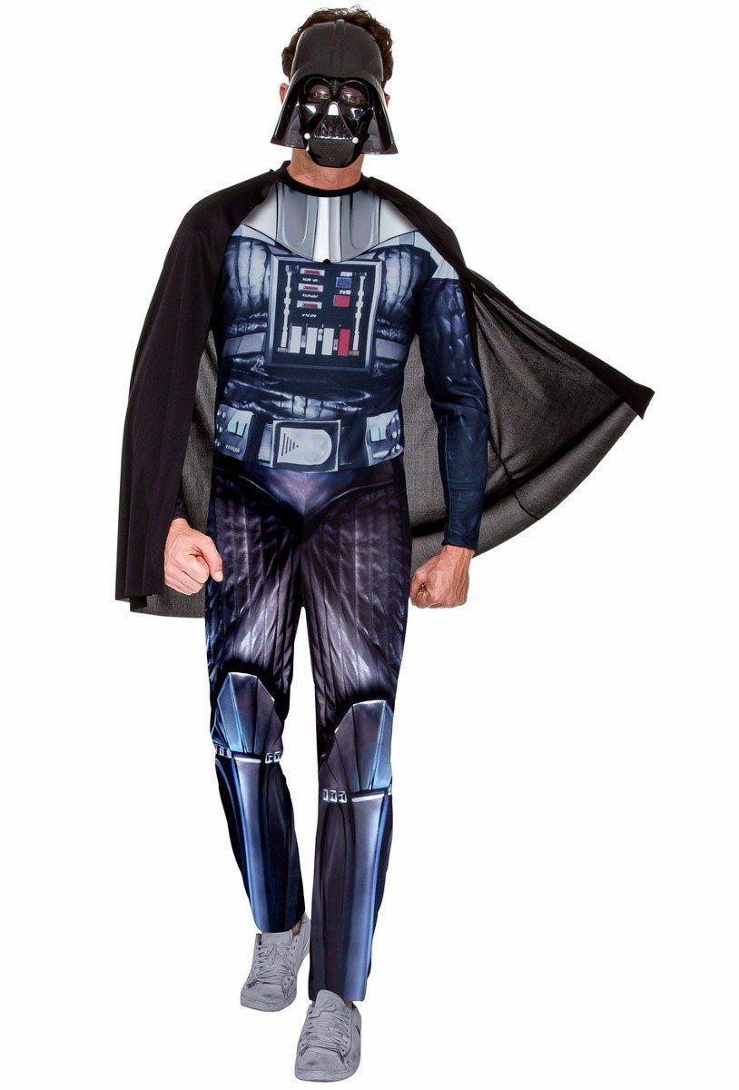 Fantasia Masculina Adulto: Darth Vader G - Rubies