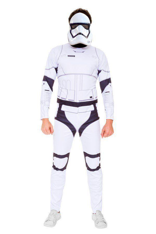 Fantasia Masculina Adulto: Stormtrooper Ep VII G - Rubies