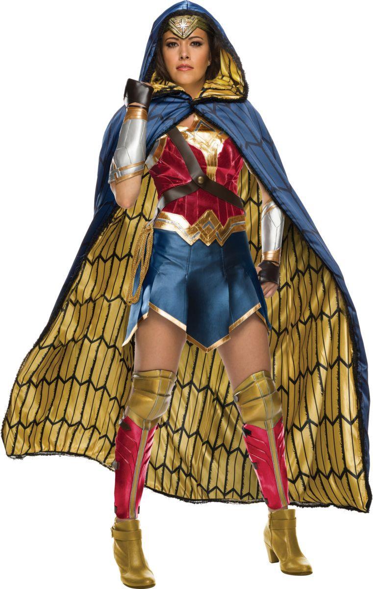 Fantasia Mulher-Maravilha (Wonder Woman): Liga Da Justiça - Dc Comics - Rubies Costume - CD