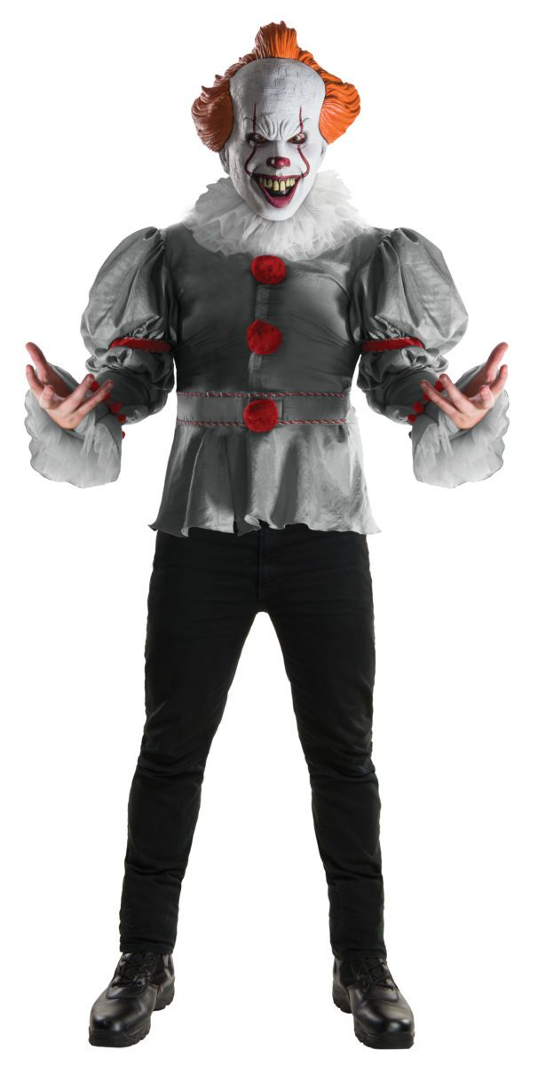 Fantasia Pennywise: It - Rubies Costume - CD