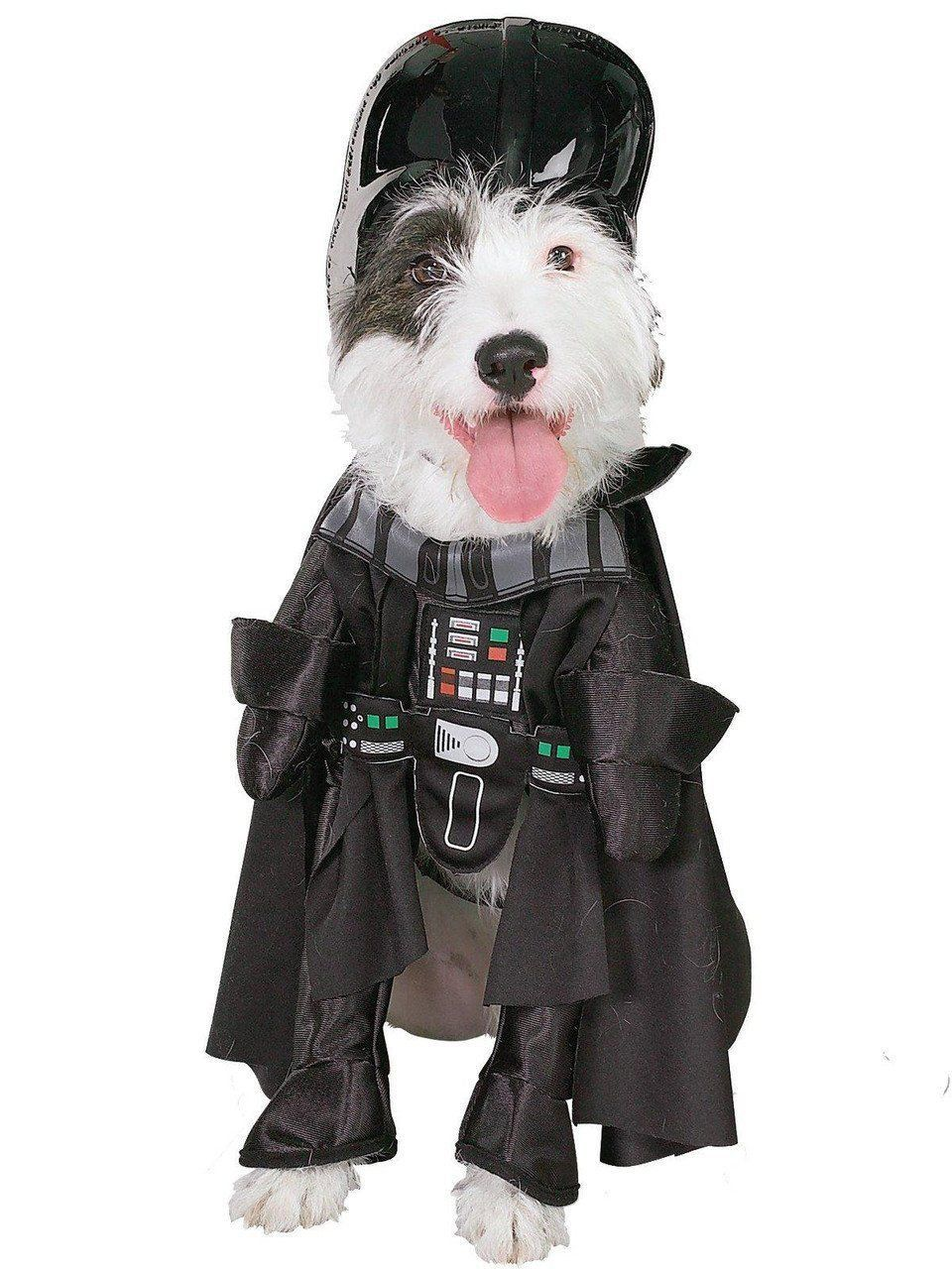 Fantasia Pet Darth Vader: Star Wars (Apenas Venda Online)