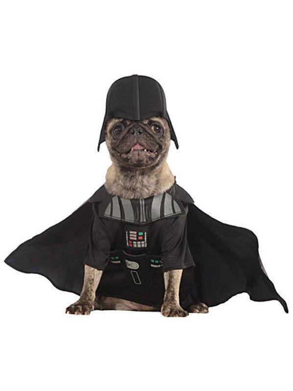 Fantasia Pet Star Wars Darth Vader GG - RUBIES COSTUME CO
