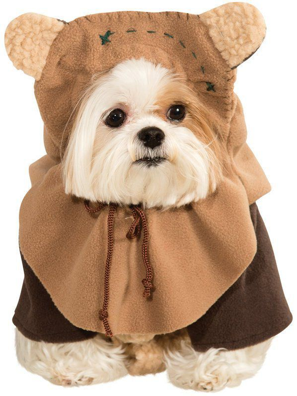 Fantasia Pet Star Wars Ewok - Rubbies