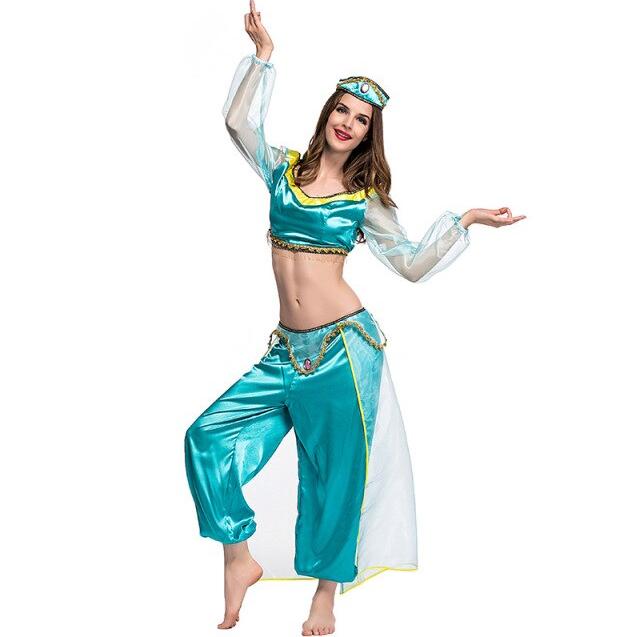 Fantasia Princesa Jasmine: Aladdin Disney - MKP