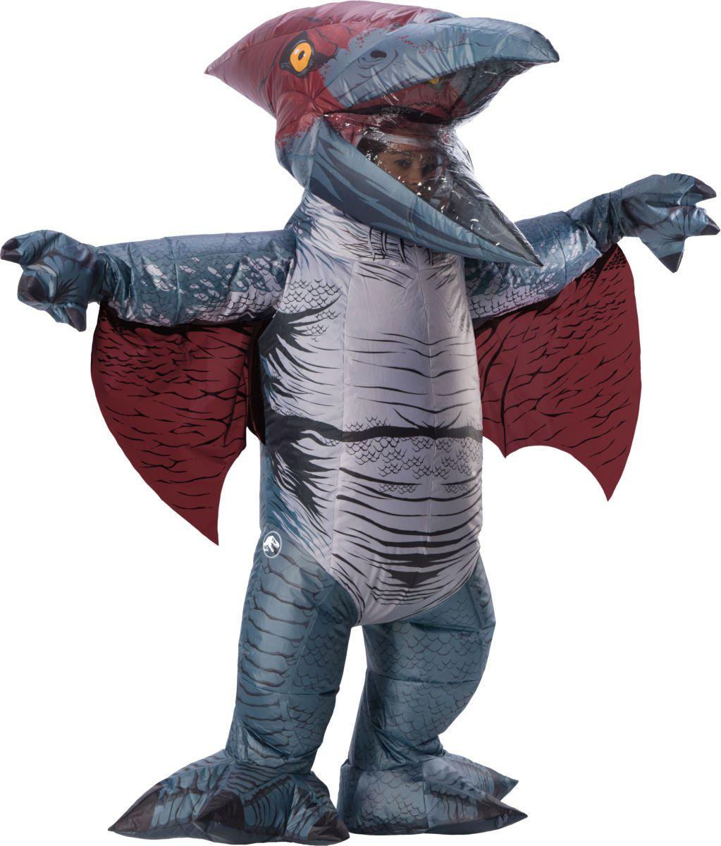 Fantasia Pteranodonte Inflável - Rubies Costume - CD