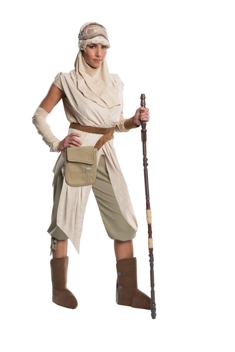 Fantasia Rey: Star Wars O Despertar Da Força - Rubies Costume - CD