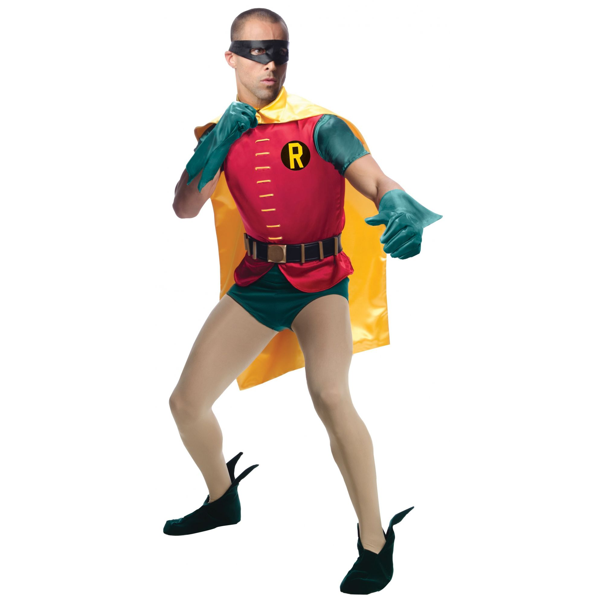 Fantasia Robin: Batman (1966) - Rubies Costume - CD