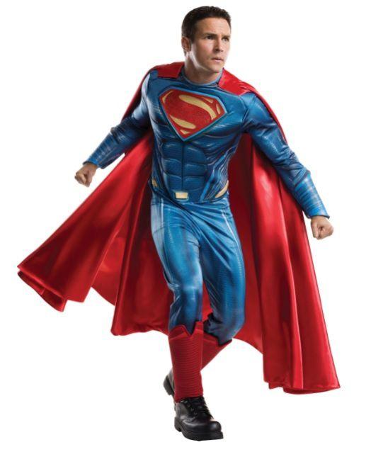 Fantasia Superman: Batman vs Superman A Origem da Justiça (Dawn of Justice) - Rubies Costume - CD