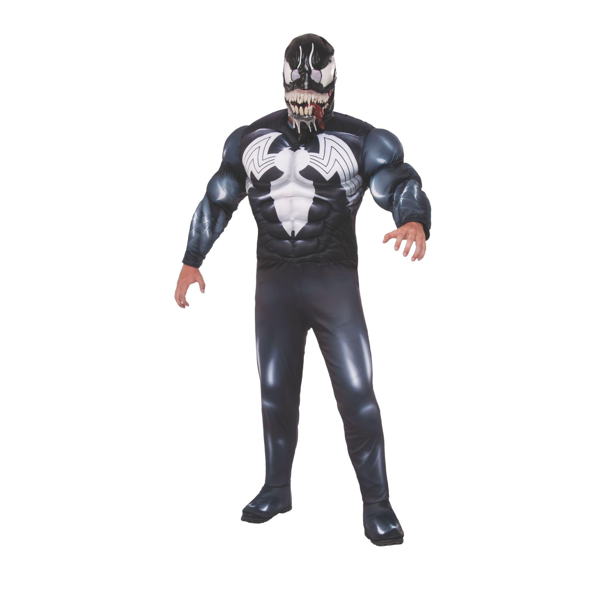 Fantasia Venon: Homem-Aranha (Spider-Man) Marvel Comics - Rubies Costume - CD