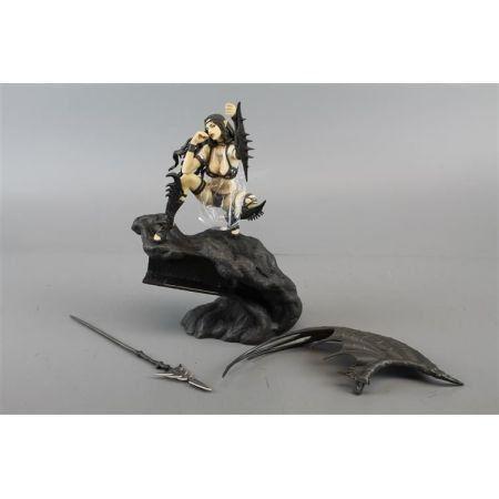 Fantasy Figure Gallery Black Tinkerbell - Yamato USA