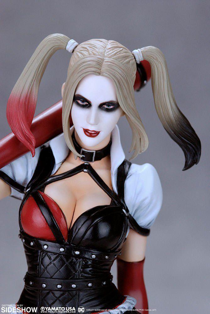 Estátua Harley Quinn Fantasy Figure Gallery (by Luis Royo) Escala 1/6 Fantasy Figure Gallery - Yamato USA