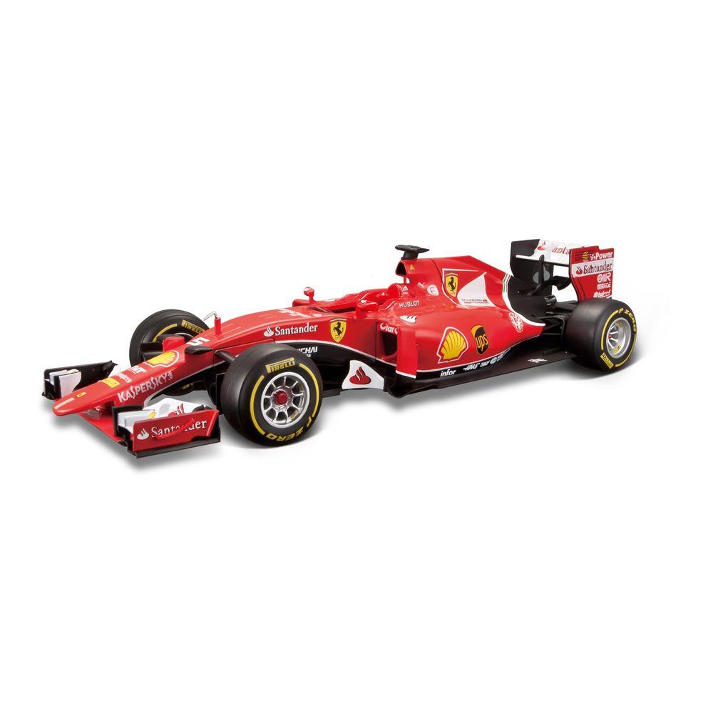 Ferrari SF15-T (Sebastian Vettel): Formula 1 Die Cast Escala 1/24 - Burago
