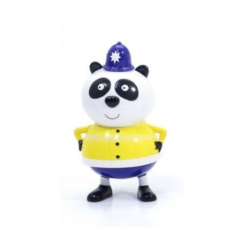 Figura Coleção Peppa Pig: Guarda Panda - DTC
