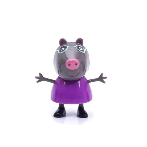 Figura Coleção Peppa Pig: Molly Toupeira - DTC