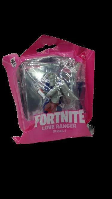 Figura com Chaveiro Love Ranger: Fortnite S1 - Sunny