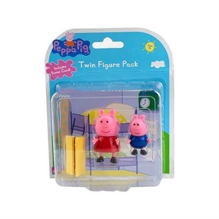 Figuras da Peppa (George Pig e Peppa): Peppa Pig - Sunny