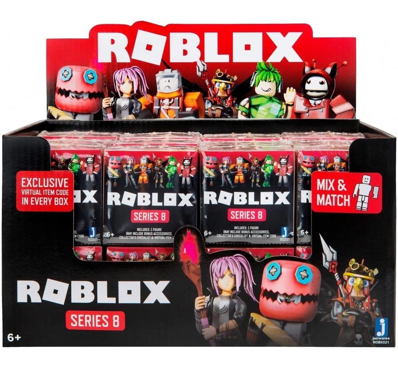 Figuras Sortida Colecionáveis Roblox (Series 8) - Sunny