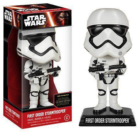 Funko First Order Stormtrooper Wacky Wobblers Bobble-Head - Funko