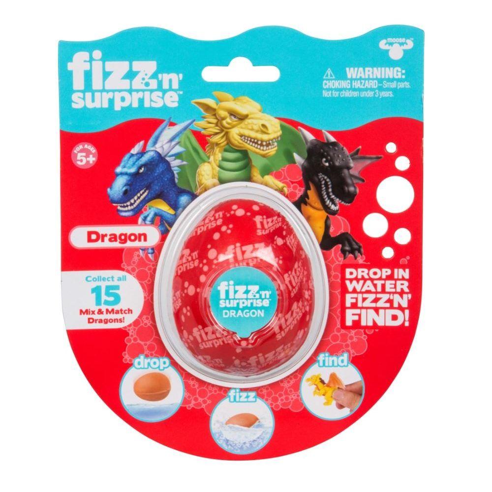 Fizz n Surprise Dragões (Surpresa) - DTC