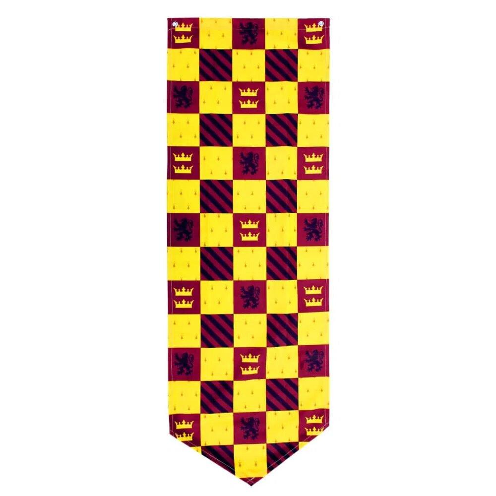 Flâmula Decorativa: Grifinória (Gryffindor) - Harry Potter