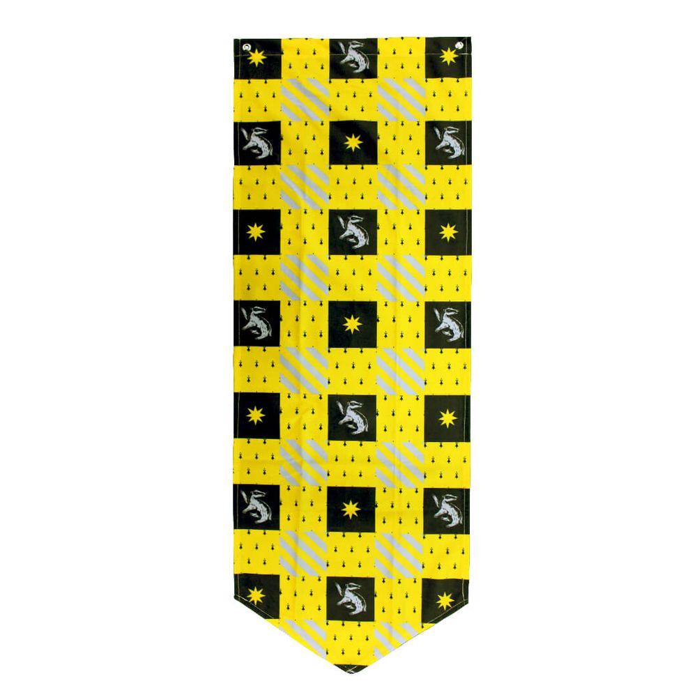 Flâmula Decorativa: Lufa-Lufa (Hufflepuff) - Harry Potter