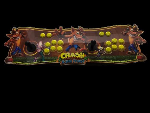 Fliperama Arcade 11.000 Jogos (SNES, PLAYSTATION 1 2, NINTENDO, MEGA DRIVE) Todos Vídeo Games: Crash Bandicoot