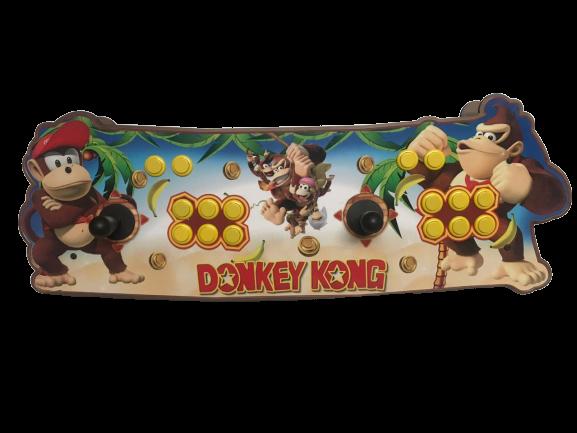 Fliperama Arcade 11.000 Jogos (SNES, PLAYSTATION 1 2, NINTENDO, MEGA DRIVE) Todos Vídeo Games: Donkey Kong