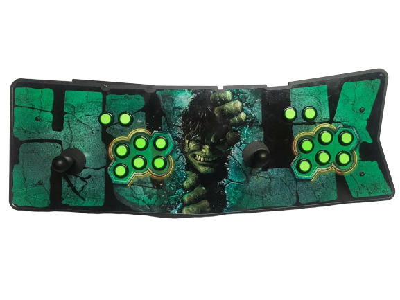 Fliperama Arcade 11.000 Jogos (SNES, PLAYSTATION 1 2, NINTENDO, MEGA DRIVE) Todos Vídeo Games: Hulk
