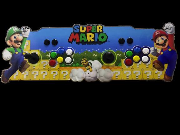 Fliperama Arcade 11.000 Jogos (SNES, PLAYSTATION 1 2, NINTENDO, MEGA DRIVE) Todos Vídeo Games: Mario e Luigi
