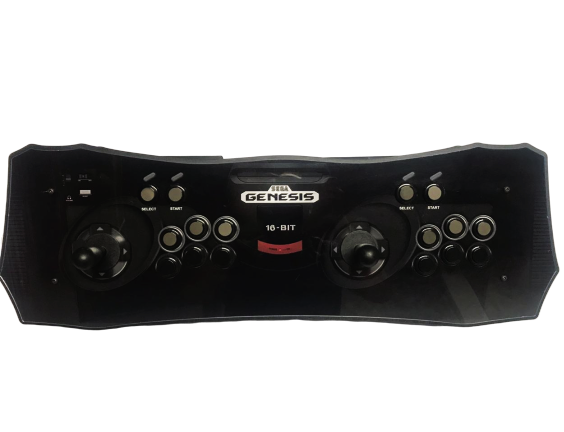 Fliperama Arcade 11.000 Jogos (SNES, PLAYSTATION 1 2, NINTENDO, MEGA DRIVE) Todos Vídeo Games: Mega Drive (Sega Genesis)