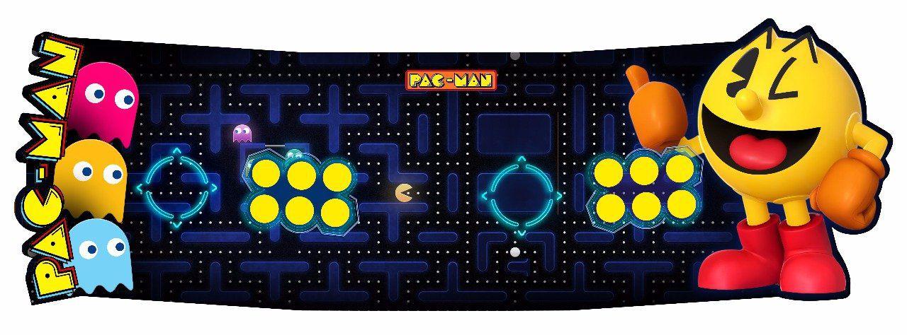 Fliperama Arcade 11.000 Jogos SNES PLAYSTATION 1 2 NINTENDO MEGA DRIVE  todos Video Games - Modelo Pac-Man