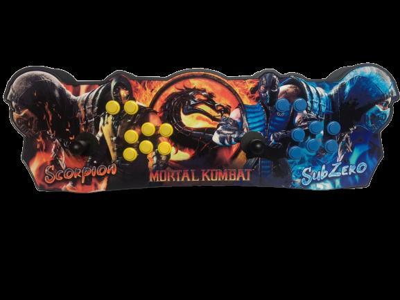 Fliperama Arcade 11.000 Jogos (SNES, PLAYSTATION 1 2, NINTENDO, MEGA DRIVE) Todos Vídeo Games: Scorpion vs Sub-Zero