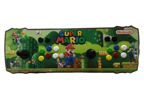 Fliperama Arcade 11.000 Jogos (SNES, PLAYSTATION 1 2, NINTENDO, MEGA DRIVE) Todos Vídeo Games: Super Mario
