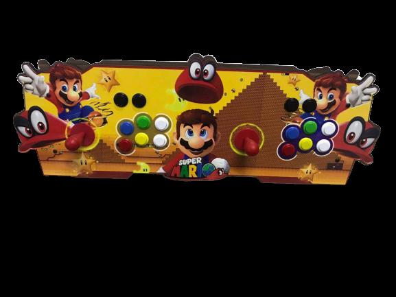 Fliperama Arcade 11.000 Jogos (SNES, PLAYSTATION 1 2, NINTENDO, MEGA DRIVE) Todos Vídeo Games: Super Mario Egipte