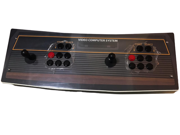 Fliperama Arcade: Atari 2600 (Nintendo, SNES, PlayStation 1 e 2, Mega Drive) Vídeo Games (11.000 Jogos)