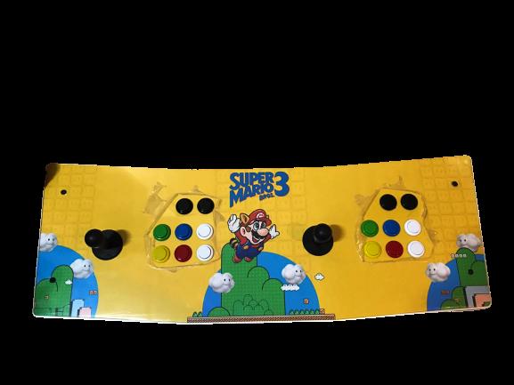 Fliperama Arcade: Super Mario Bros 3 (Nintendo, SNES, PlayStation 1 e 2, Mega Drive) Vídeo Games (11.000 Jogos)