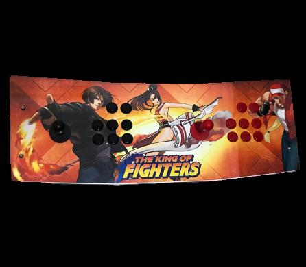 Fliperama Arcade: The King Of Fighters (Nintendo, SNES, PlayStation 1 e 2, Mega Drive) Vídeo Games (11.000 Jogos)