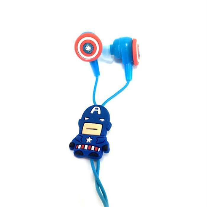 Fone de Ouvido Capitão América