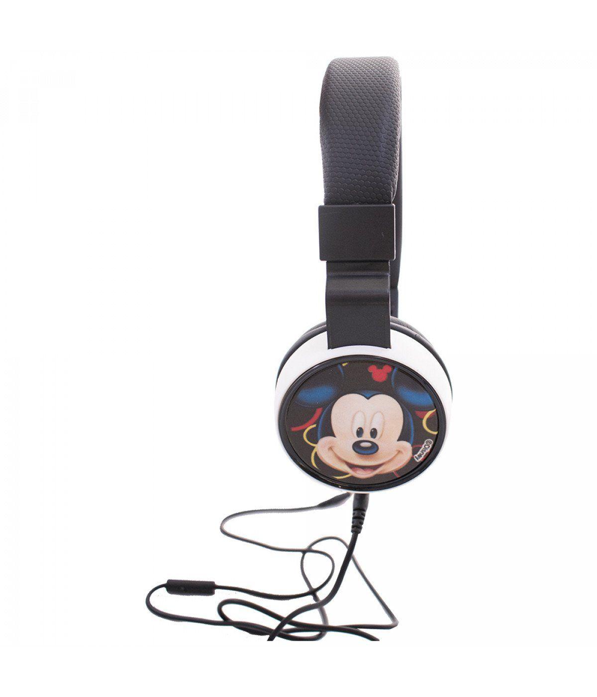 Fone de Ouvido Mickey Mouse: Disney