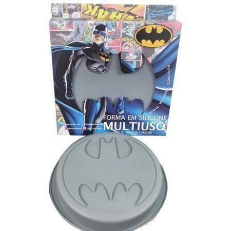 Forma de bolo Batman silicone - Dc Comics