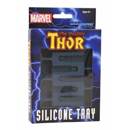 Forma de Gelo Martelo do Thor - Diamond