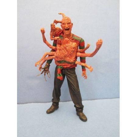 Freddy Krueger A Nightmare on Elm Street 4 - Neca