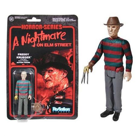 Freddy Krueger A Nightmare on Elm Street - ReAction Figures