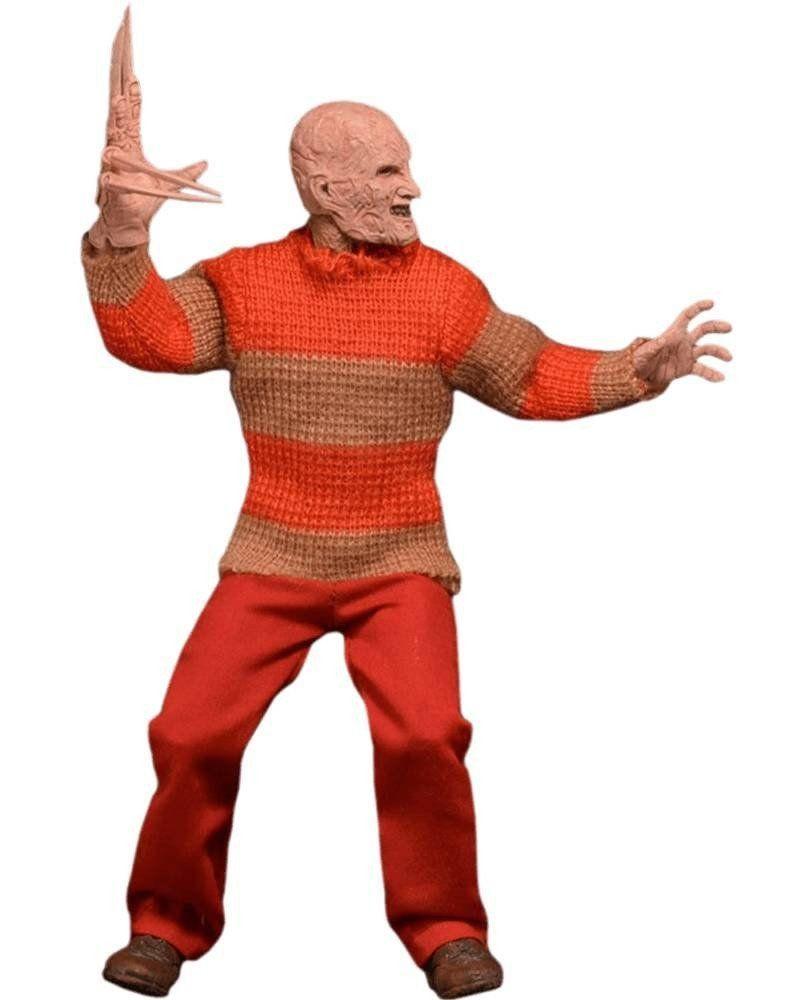 Freddy Krueger Classic Video Game (Version) Action Figure - Neca