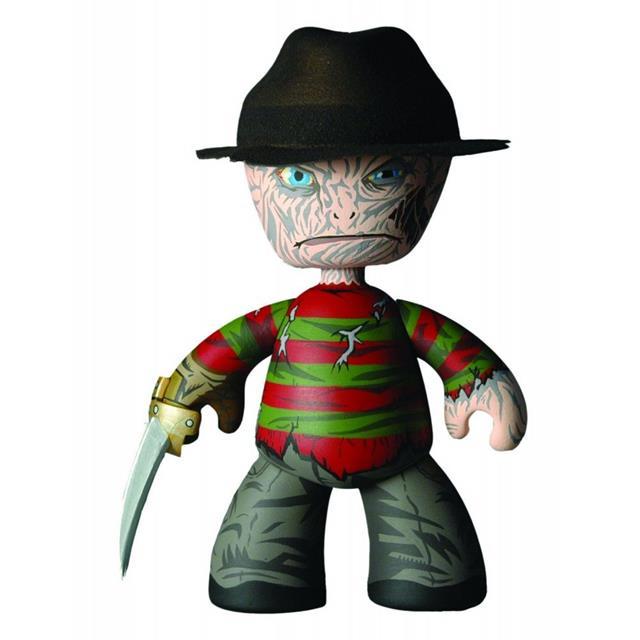 Mini Boneco Mez-itz Freddy Krueger: A Hora do Pesadelo (Nightmare On Elm Street) - Mezco