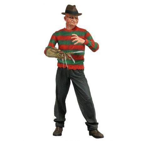 Freddy Krueger Powerglove A Nightmare on Elm Street Série 4 - Neca