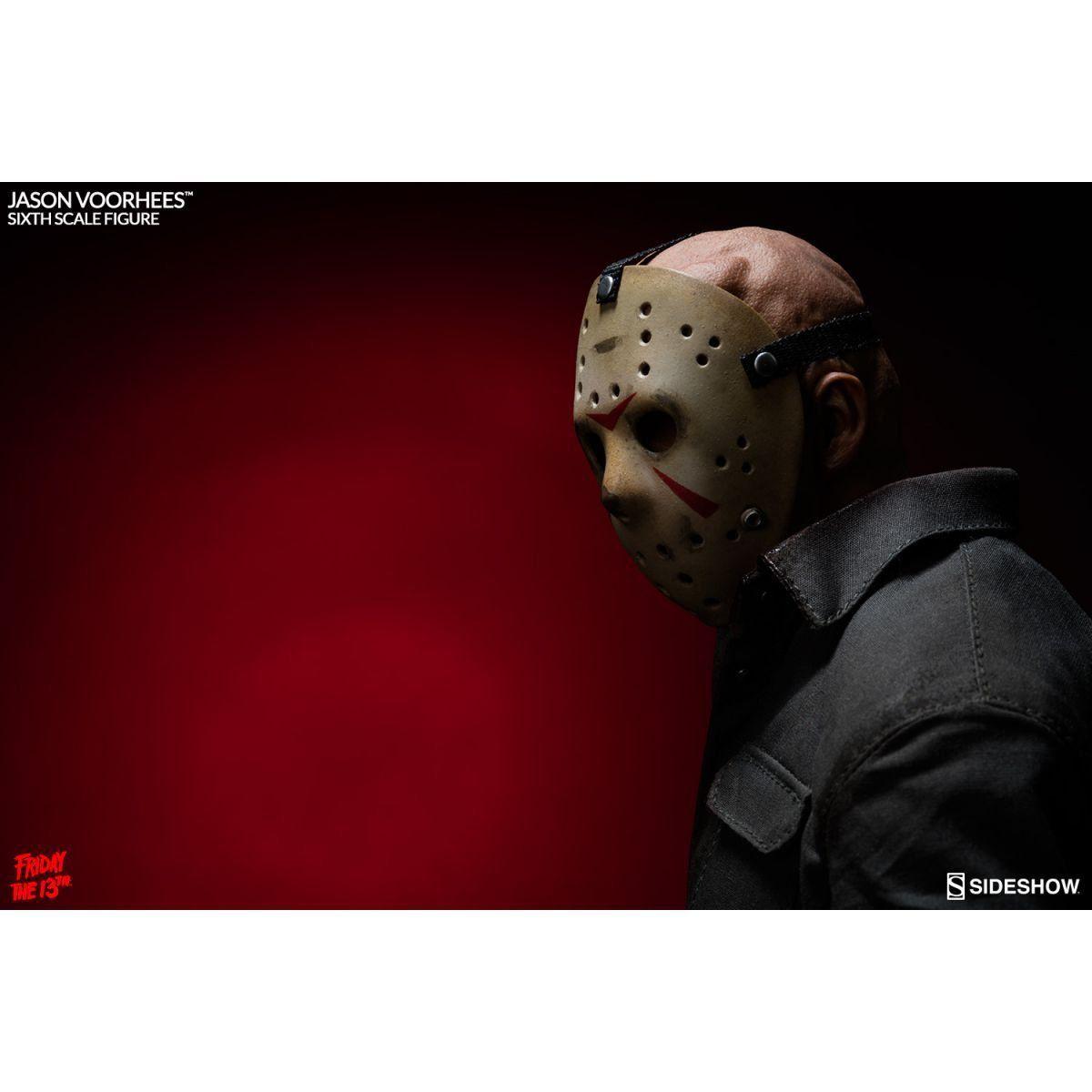Boneco Jason Voorhees: Sexta-Feira 13 (Friday The 13th) Escala 1/6 - Sideshow - CD