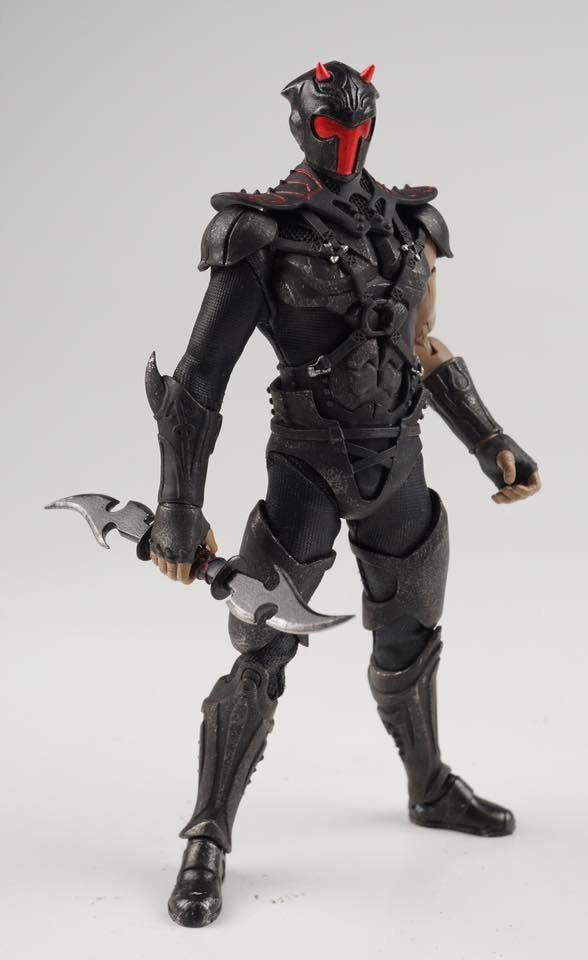 PRÉ VENDA: Boneco Shadow Blade: Full Metal Ghost - Threezero